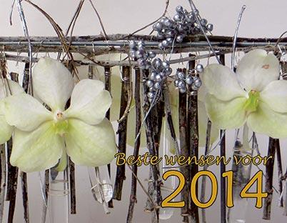 bloemschikken nieuwjaar