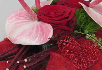 cursus bloemschikken Ardooie Sijsele Gistel