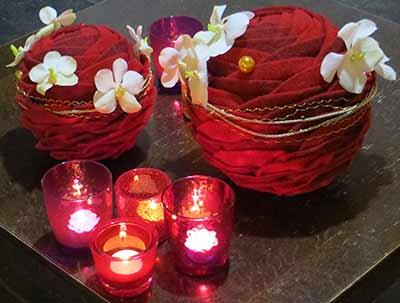 bloemschikken cursus kerst Ardooie Gistel Sijsele