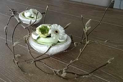 bloemschikken Gistel Pasen