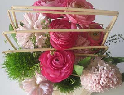bloemschikken Sijsele Brugge Gistel Ardooie lente