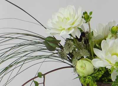 bloemschikken Gistel Ardooie Brugge Sijsele nazomer bloemschiklessen