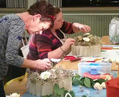 bloemschikken Gistel Ardooie Sijsele Brugge Oostende
