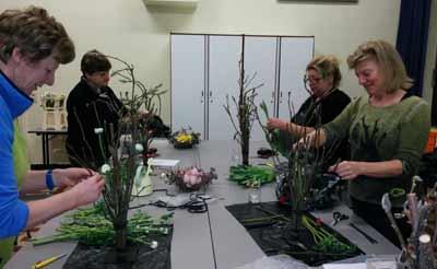 bloemschikken-februari-Sijsele-foto1