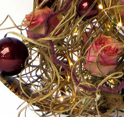 bloemschikken kerst feestdagen gistel oostende brugge sijsele roeselare ardooie