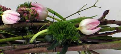 bloemschikken lente voorjaar gistel oostende brugge sijsele roeselare ardooie