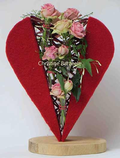 bloemschikken valentijn gistel brugge ootende roeselare ardooie sijsele