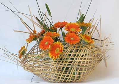 bloemschikken cursus workshop sijsele brugge ardooie gistel oostende