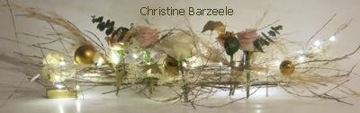 bloemschikken kerst tafelstuk tafeldecoratie gistel oostende ardooie brugge sijsele